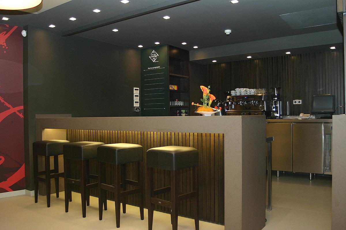 Hotel i Restaurants