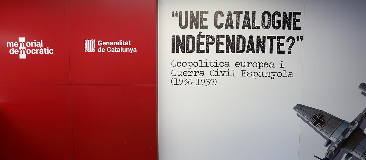 Memorial democràtic per la independencia