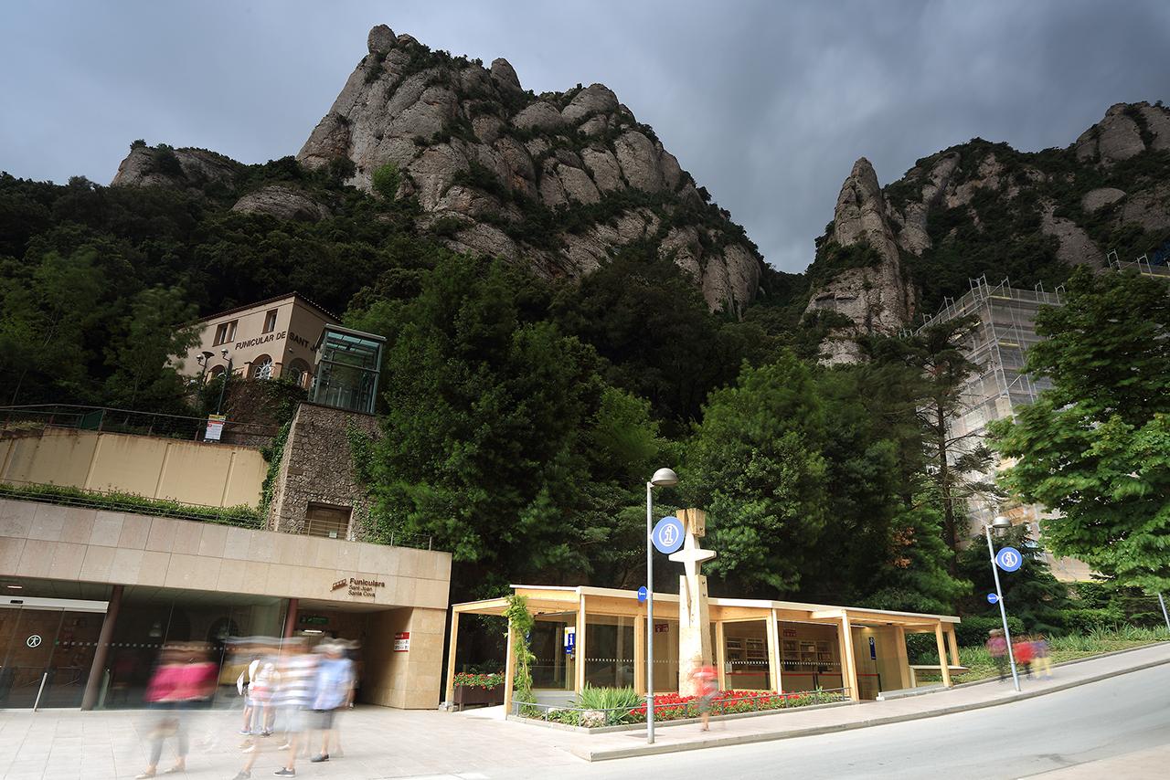 Oficina de Turisme Montserrat