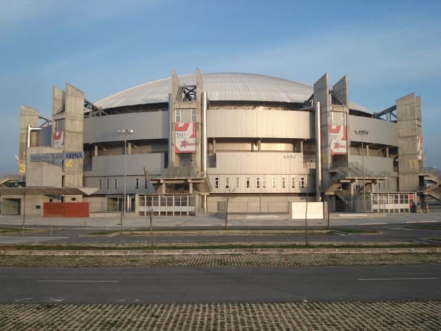 Pavelló Fernando Buesa Arena