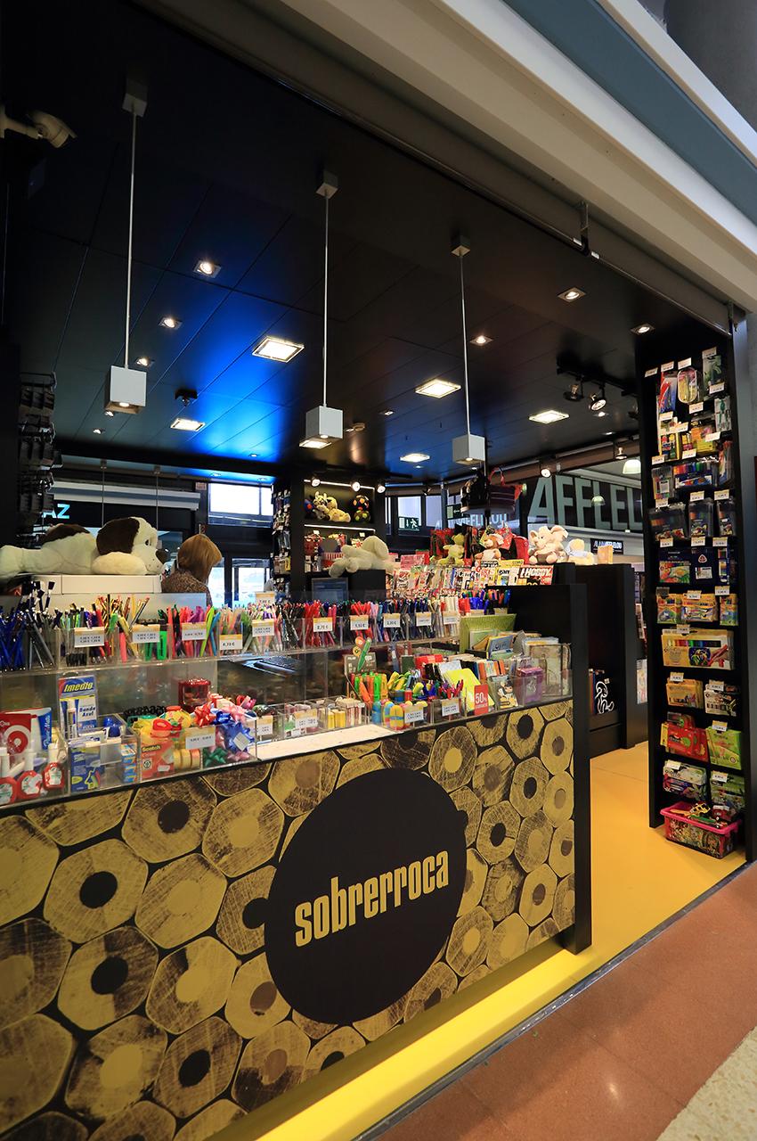 Sobrreroca Carrefour Manresa